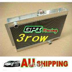 56mm 3 core ALUMINUM ALLOY RADIATOR FOR HOLDEN EH/EJ 179 L6 M/T 1962-1965