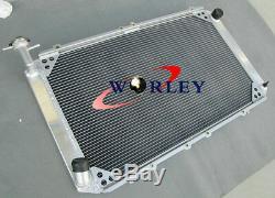 56mm 3Row Alloy Radiator for Patrol GQ 2.8/4.2 DIESEL TD42 & 3.0 PETROL Y60 MT
