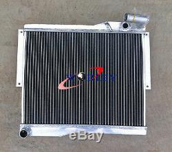 56mm Aluminum Alloy Radiator Mg Mgb Gt/roadster 1977-1980