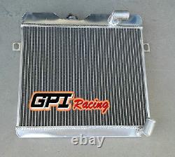 5rows ALUMINUM ALLOY RADIATOR FOR ALFA ROMEO GT 1971-1977 1972 1973 1974