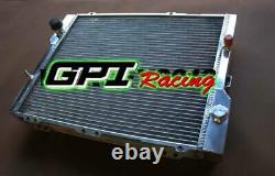 62MM 3 ROW ALUMINUM ALLOY RADIATOR FOR Audi RS2 B4 ADU 2.2L TURBO 1994 1995