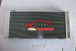 68MM Aluminum Radiator FOR FORD GT40 MKIII V8 1964-1969 1965 1966 1967 1968 MT