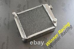 70mm aluminum alloy radiator Mini Cooper S, Morris Moke, race/rally 1959-1996