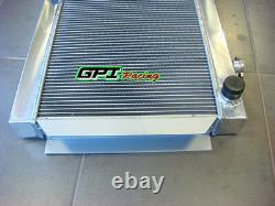 ALLOY ALUMINUM RADIATOR 3 CORE race radiator FOR holden Torona V8 universal