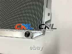 ALLOY RADIATOR Ford Capri MK1 MK2 MK3 Kent 1.3L 1.6L/2.0 Essex/Escort 1.6 RS1600