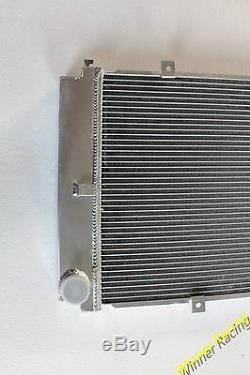 ALLOY RADIATOR for PORSCHE 928 V8 78-82 GT/S/S2/S4/CS/SE With1 OIL COOLER 86-89