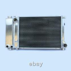 ALUMINIUM ALLOY RACE RADIATOR RAD FOR BMW 3 5 SERIES E30 E36 E34 318i 320i 325i