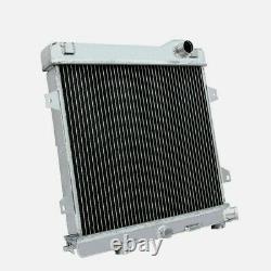 ALUMINIUM ALLOY RADIATOR FOR BMW E30 M3 2.3L 85-93 & E30 320is Manual 87-93