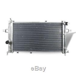 ALUMINIUM Radiator fits VAUXHALL Astra G MK4 Z20LET ZAFIRA GSI SRI GSI SRI