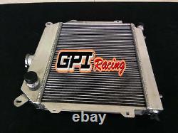 ALUMINUM ALLOY RADIATOR FOR BMW E21 320I Sedan M10 M/T 1977-1983 82