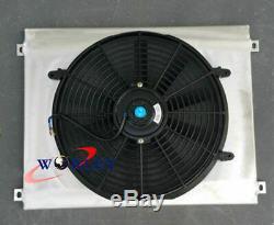 ALUMINUM ALLOY RADIATOR SHROUD for BMW E36 M3/Z3/325i Z3 /325TD /320 323 328