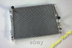 ALUMINUM ALLOY RADIATOR fit BMW M3 E90/E92/E93 4.0 3999CC V8 2008-2013 32MM