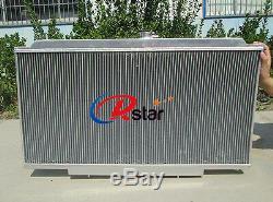ALUMINUM RADIATOR FOR NISSAN PATROL Y61 GU 2.8 / 3.0 TD 4.2L diesel 97-01 MANUAL