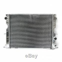 Alloy Aluminium Race Radiator fits Land Rover Defender-TD5 2.5 TD4 2.2 2.4 98-06