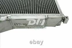 Alloy Aluminum Radiator For BMW 3 Series E46 / Z4 / E85 / E86 / E89 MT 1998-2006