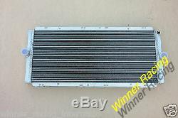 Alloy/Aluminum Radiator Radiateur Renault Alpine GTA V6 turbo Europa Cup 84-1991