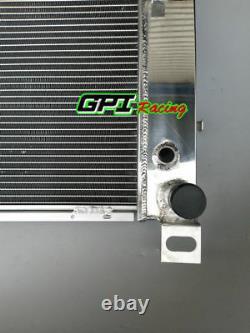 Alloy Aluminum radiator Chevrolet Silverado 1500 2500 3500 4.8L 5.3L 6.0L V8