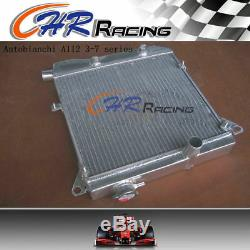Alloy Aluminum radiator for Autobianchi A112 A 112 3-7 series 3 4 5 6 7 series