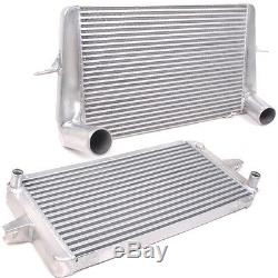 Alloy Front Mount Intercooler Radiator Kit For Ford Rs500 Rs 500 Sierra Cosworth