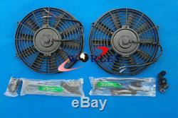 Alloy Radiator + Fans for Chevy Silverado Suburban Tahoe Escalade 4.8 5.3 6.0 V8