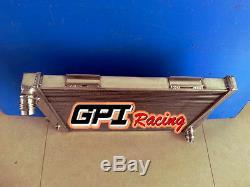 Alloy Radiator Fit BMW 5 E28 525 i/528 i/533 i/535 i6 E24 628/633/635 CSi AT
