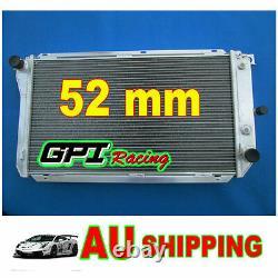 Alloy Radiator For Ford Fairlane Na/nc II Da/dc Ltd 3.9l L6/5.0l V8 Auto, New