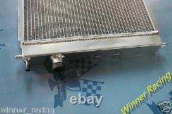 Alloy Radiator Rover 200/400 Xw 216/416 Gti Mg Zr M/t 1995-2004