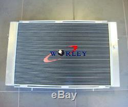 Alloy Radiator&Shroud&Fan HOLDEN WB STATESMAN UTE SEDAN 253 & 308 V8 1980-1984