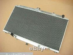 Alloy Radiator+hose For NISSAN PATROL GU Y61 3.0L ZD30 CR 00-06 AT MT 3Row