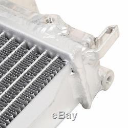 Alloy Twin Core Sport Radiator Rad For Bmw E46 3 Series Z4 E85 E86 316 318 320