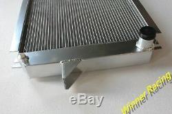 Alloy radiator Fits NISSAN PATROL STATION WAGON W160/HARDTOP K160 SD33 DIESEL