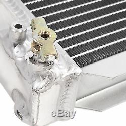 Aluminium Alloy 40mm Race Sport Radiator Rad For Fiat Punto 1.4 Gt Turbo 94-99