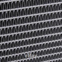 Aluminium Alloy 40mm Radiator Rad Volkswagen Vw Golf Caddy Beetle Jetta 1.2 Tsi