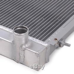 Aluminium Alloy Race Radiator For Subaru Impreza Classic Gc8 92-00 Wrx Sti