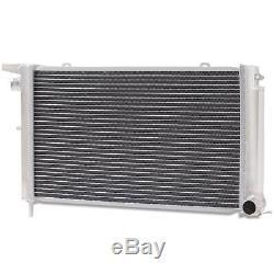 Aluminium Alloy Race Radiator Rad For Ford Escort Rs 1.6 Turbo Series 2 86-90