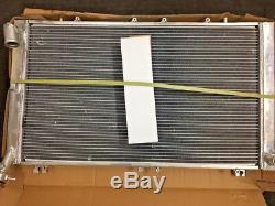 Aluminium RADIATOR Nissan GQ Y60 Y61 Patrol TB42S TB42E 4.2 56mm CORE ALLOY
