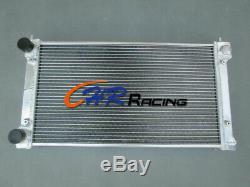 Aluminium Radiator FOR VW MK 1 MK 2 Golf 8V GTI, 1.8 Carb & Scirocco 1.8 GLI