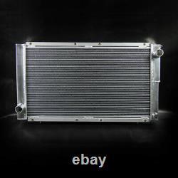 Aluminium Radiator For SUBARU Impreza WRX STI GC8 2.0 Turbo EJ20 92-00 MT GC