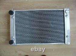 Aluminium Radiator VW Golf MK2 MK II 1.6 8V and 1.8 16V MT 1982-1992
