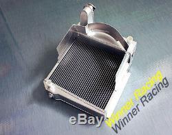 Aluminum Alloy Radiator Austin Healey Sprite Bugeye Frogeye 948/1098