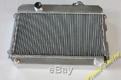 Aluminum Alloy Radiator Datsun 510 1968-1973/620 Pickup 1972-1973 L16 M/t
