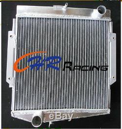 Aluminum Alloy Radiator Datsun Sports/fairlady 1500/1600/2000 Roadster 1963-1970