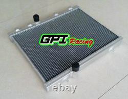Aluminum Alloy Radiator FOR Peugeot 206 GTI/RC 180 1999-2008 2000 2007 2005 2004