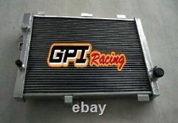 Aluminum Alloy Radiator Fit Audi 80/90 Coupe Quattro 1988-1995 Engine Cooler MT