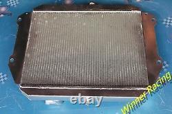 Aluminum Alloy Radiator Fit Daihatsu Rocky F7/f8 2.8d/2.8td Dl/dlt M/t 1985