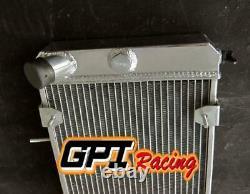 Aluminum Alloy Radiator Fit Fiat X1/9 Bertone X1/9 Lancia Scorpion & Montecarlo