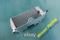 Aluminum Alloy Radiator Fit Honda CR125R 1985-1988 1986 1987 Right+Left side