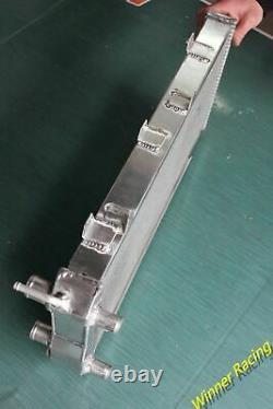 Aluminum Alloy Radiator For Audi 200 C3 Quattro 3b 20v Turbo Engine M/t 70mm