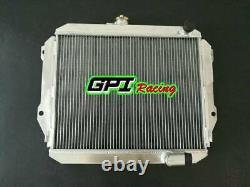 Aluminum Alloy Radiator For Daihatsu Rocky F7/f8 2.8d/2.8td Dl/dlt M/t 1985