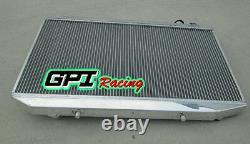 Aluminum Alloy Radiator For Lexus Gs300/toyota Aristo Jzs147 2jz-ge 3.0 At 91-97